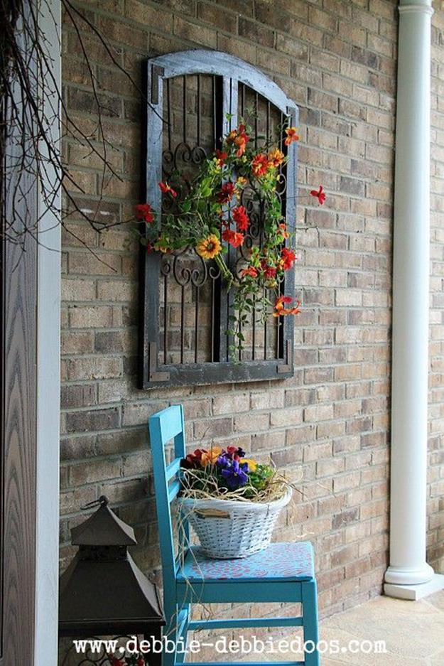 Spring Garden Decorating Ideas for Front Porch 4