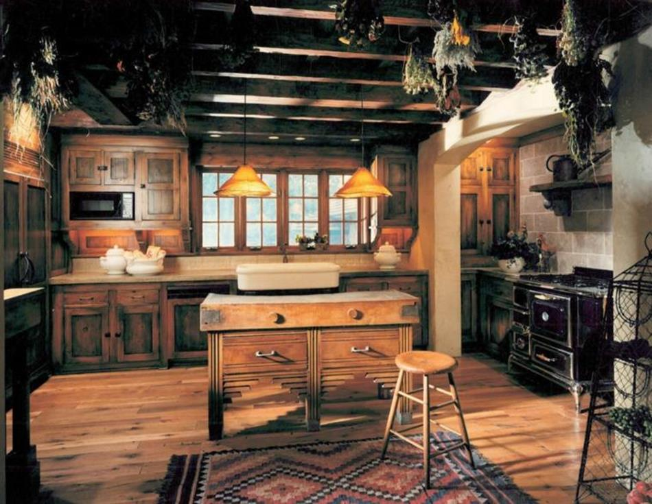 Traditional Farmhouse Interior and Exterior Colors Ideas 10