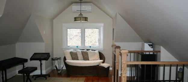 Walk Up Attic Remodeling Ideas 16