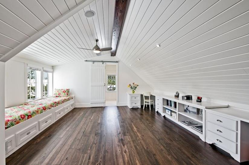 Walk Up Attic Remodeling Ideas 6