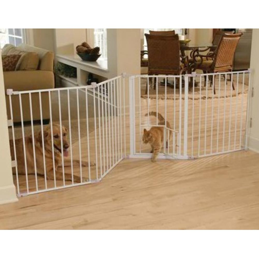Walk through Dog Gates Outdoor 12