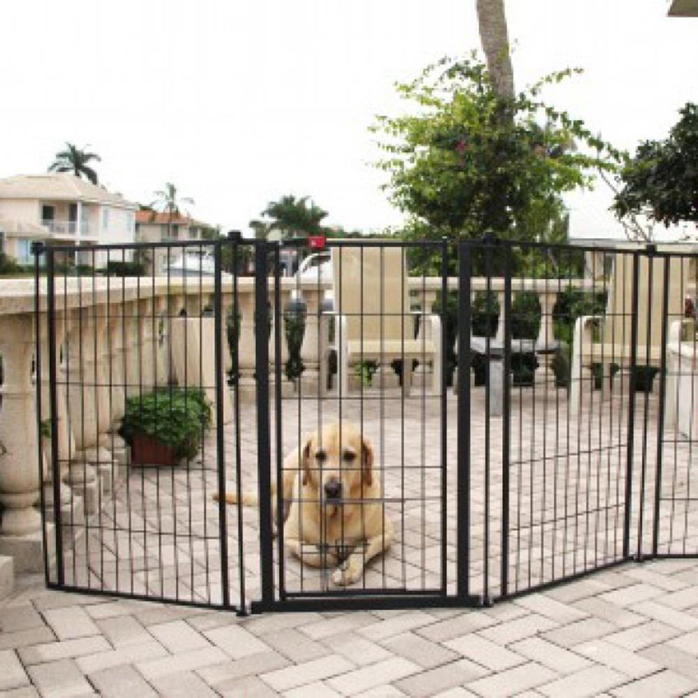 Walk through Dog Gates Outdoor 14