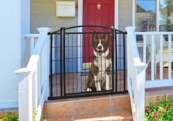 Walk through Dog Gates Outdoor 3