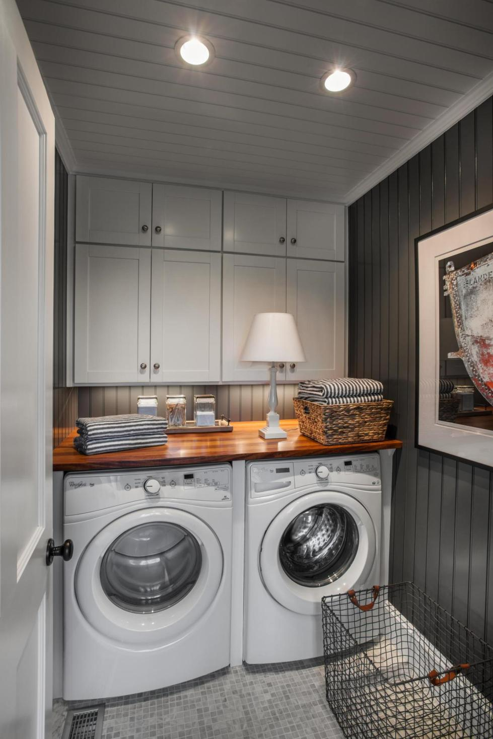 Decorating A Laundry Room On A Budget 39