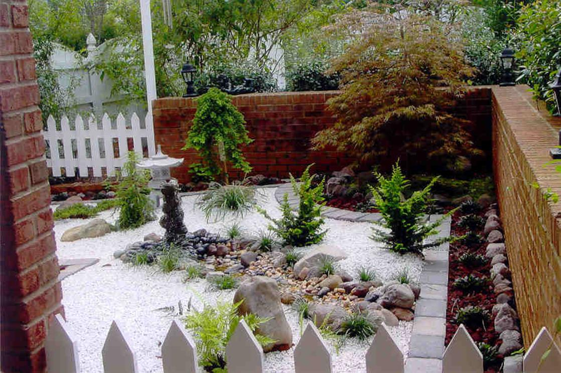 Japanese Style Garden Design Ideas 16