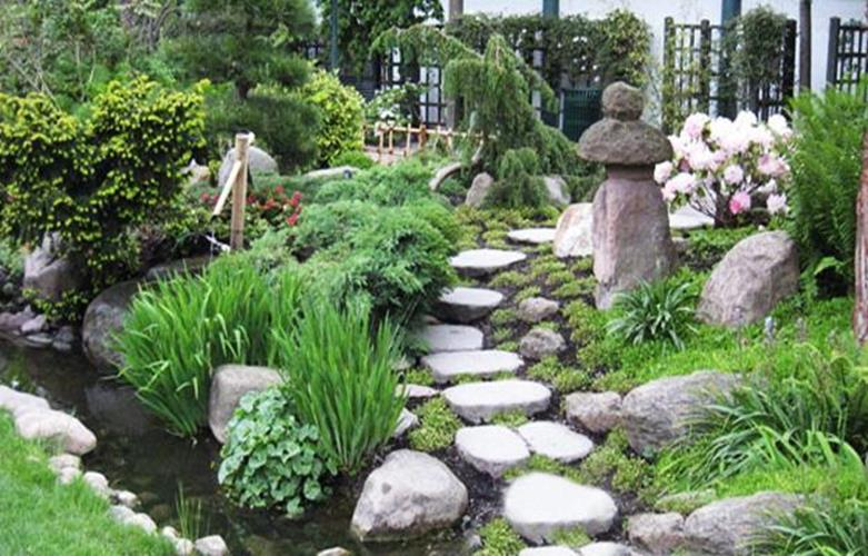Japanese Style Garden Design Ideas 25