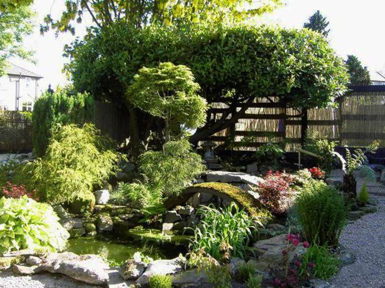 Japanese Style Garden Design Ideas 27