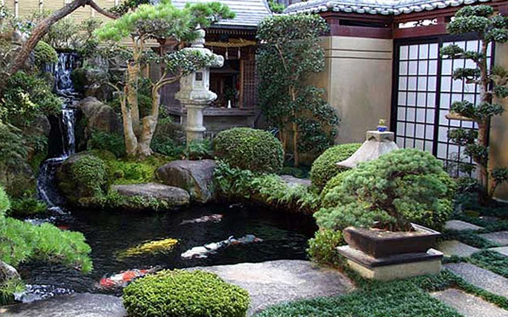 Japanese Style Garden Design Ideas 32