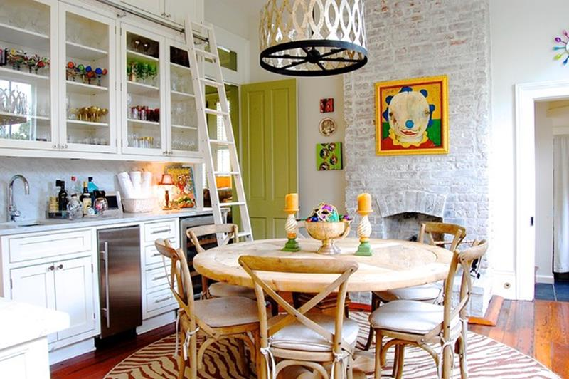 New Orleans Style Kitchen Decorating Ideas 13