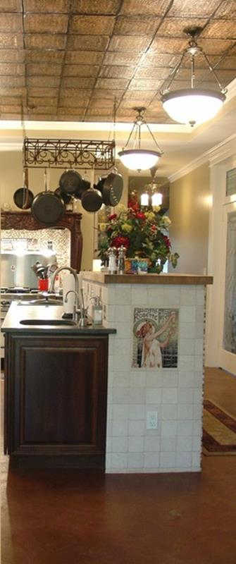 New Orleans Style Kitchen Decorating Ideas 15