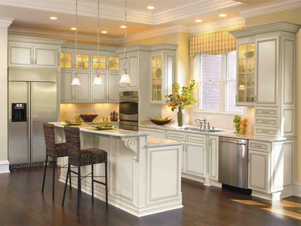 New Orleans Style Kitchen Decorating Ideas 21