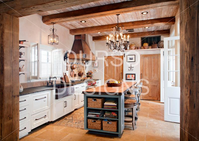 New Orleans Style Kitchen Decorating Ideas 25