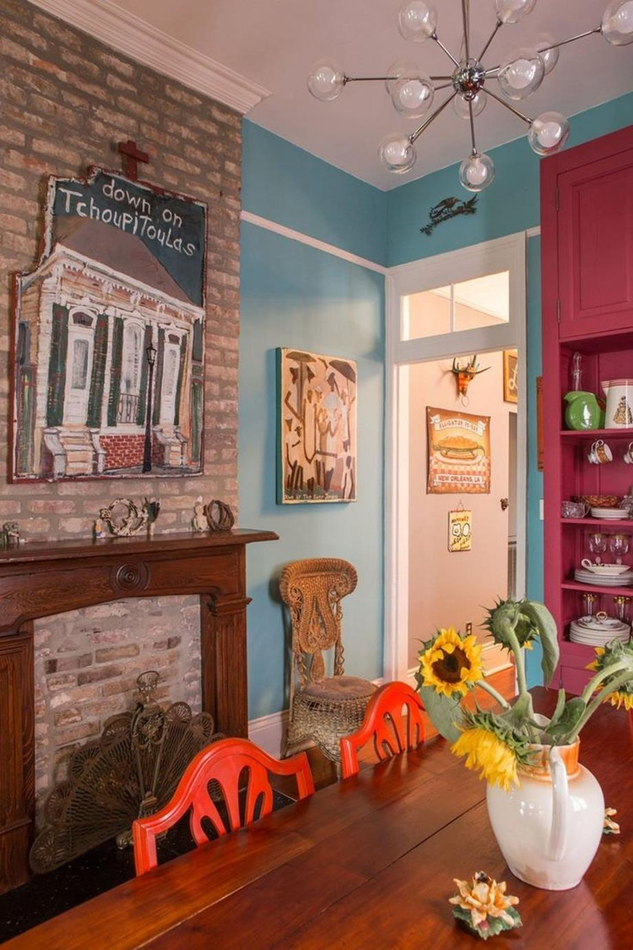 New Orleans Style Kitchen Decorating Ideas 3