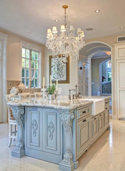 New Orleans Style Kitchen Decorating Ideas 31