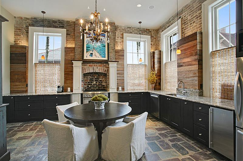 New Orleans Style Kitchen Decorating Ideas 35