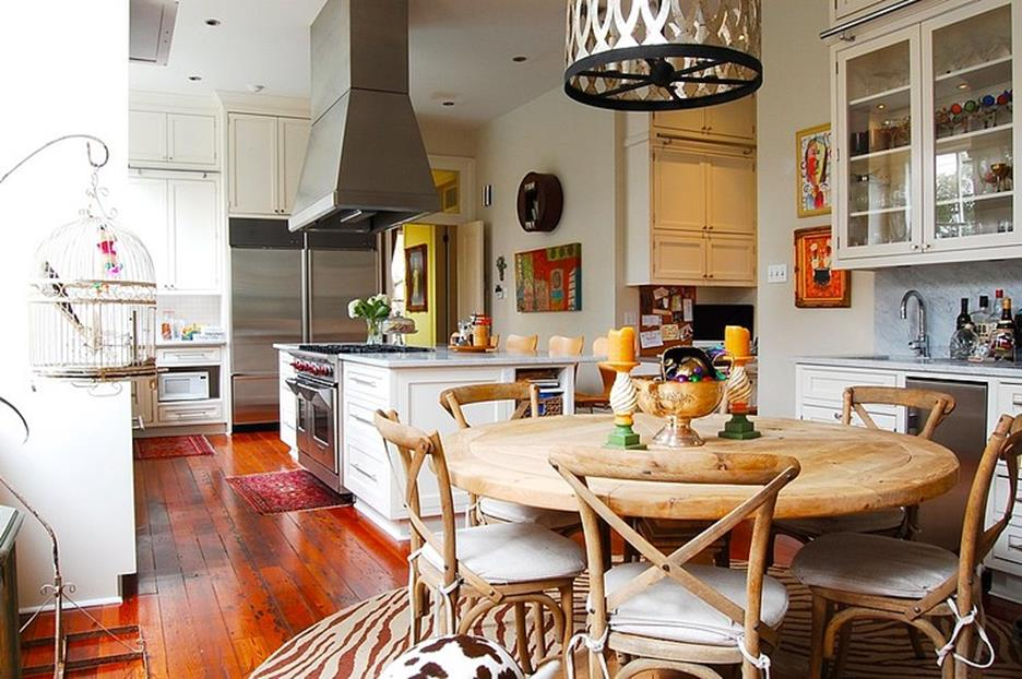 New Orleans Style Kitchen Decorating Ideas 37
