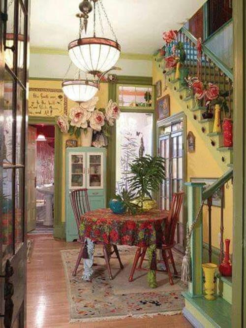 New Orleans Style Kitchen Decorating Ideas 38 Gongetech