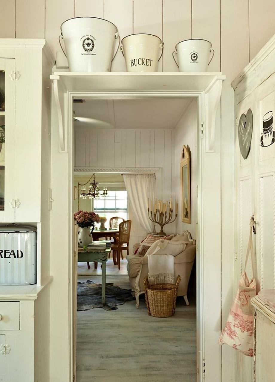 Shabby Chic French Country Decorating Ideas 14