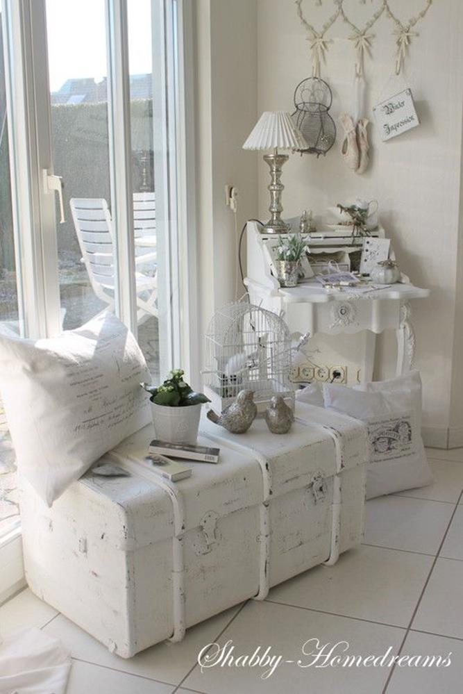 Shabby Chic French Country Decorating Ideas 16