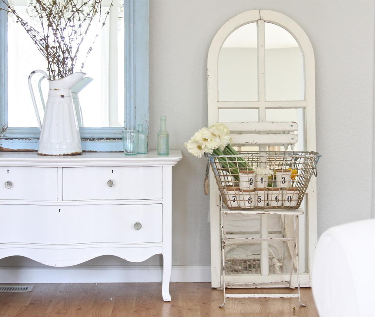 Shabby Chic French Country Decorating Ideas 27