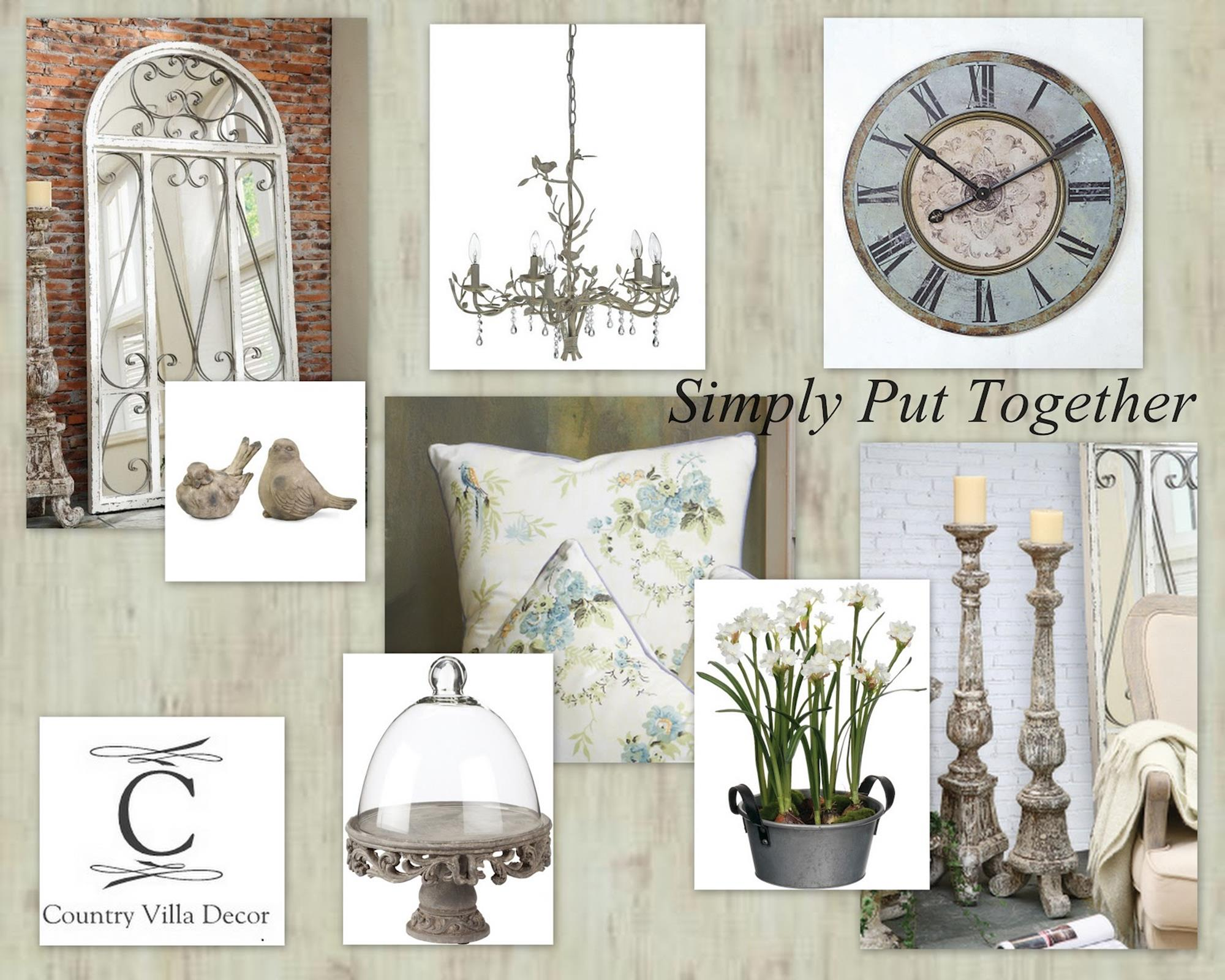 Shabby Chic French Country Decorating Ideas 31
