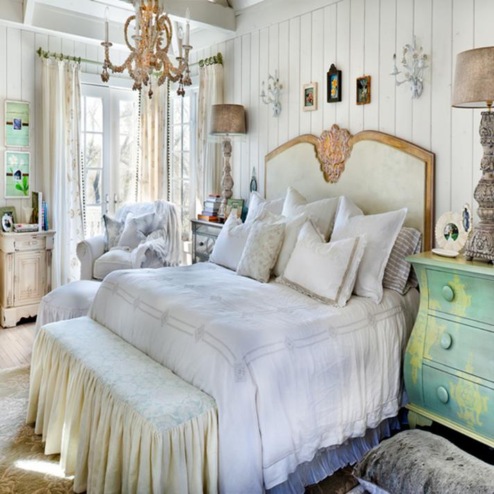 Shabby Chic French Country Decorating Ideas 37