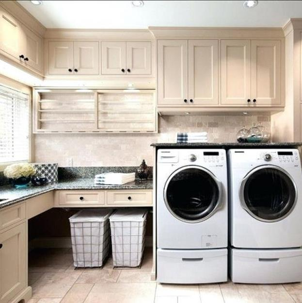 Best Cheap IKEA Cabinets Laundry Room Storage Ideas 28