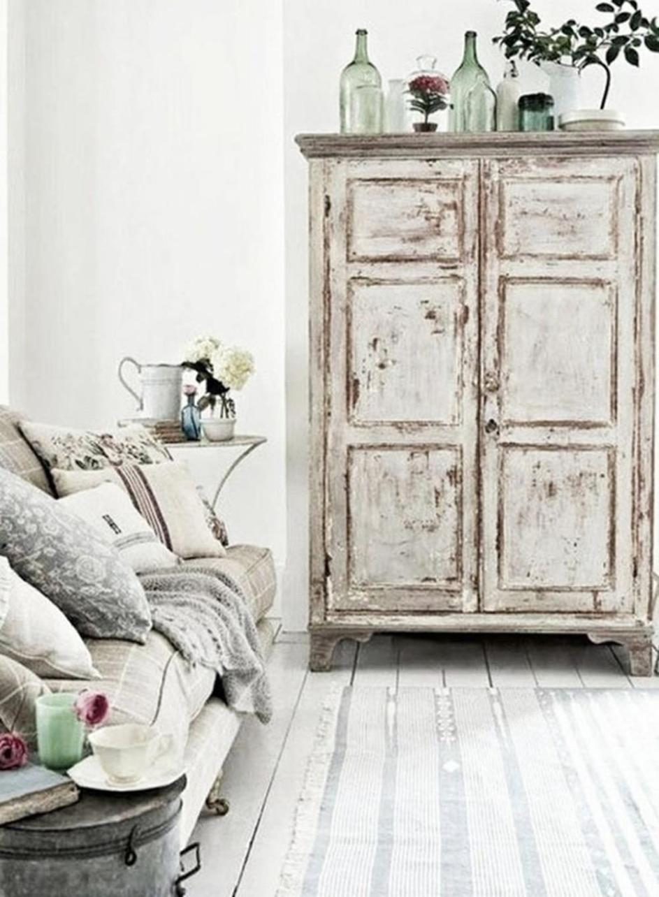 Gorgeous Shabby Chic Apartment Decorating Ideas 10