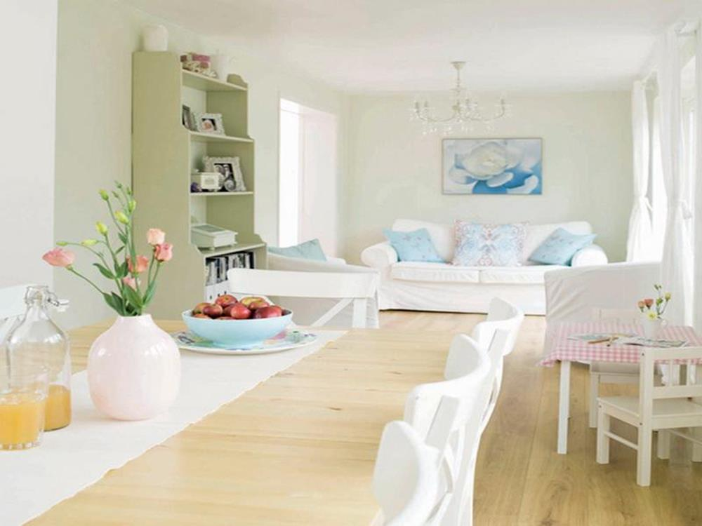Gorgeous Shabby Chic Apartment Decorating Ideas 33