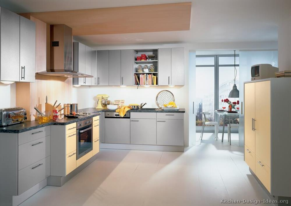 Light Grey Kitchen Cabinets Ideas 37