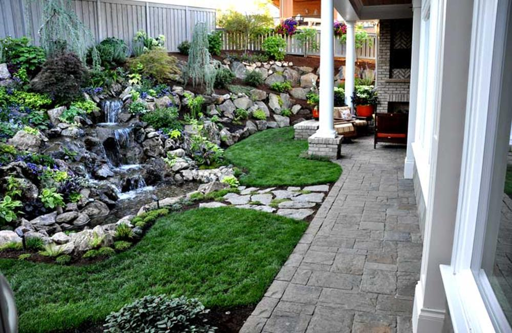 Perfect Landscaping Ideas for Small Yards 15 1