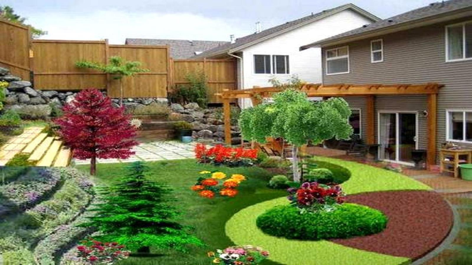 Perfect Landscaping Ideas for Small Yards 30