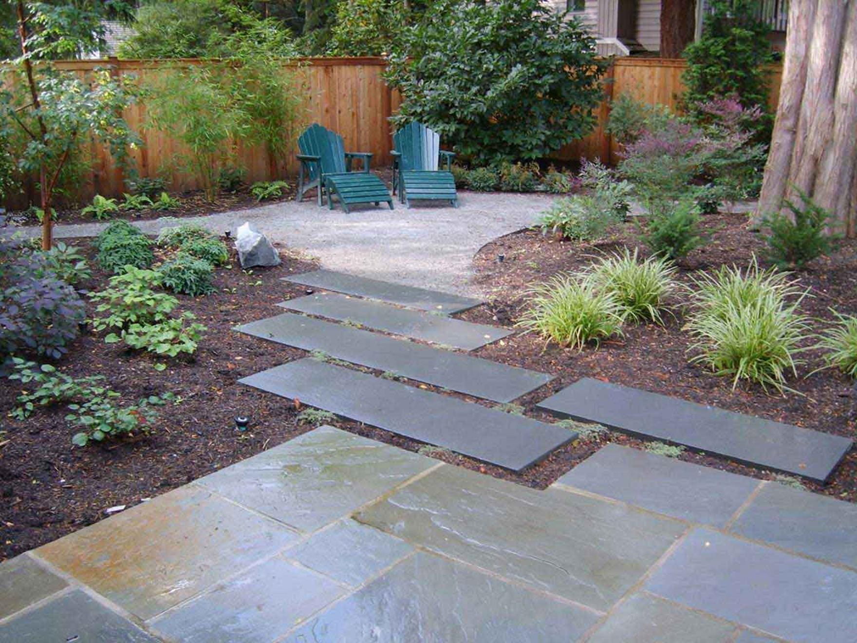 Perfect Landscaping Ideas for Small Yards 41