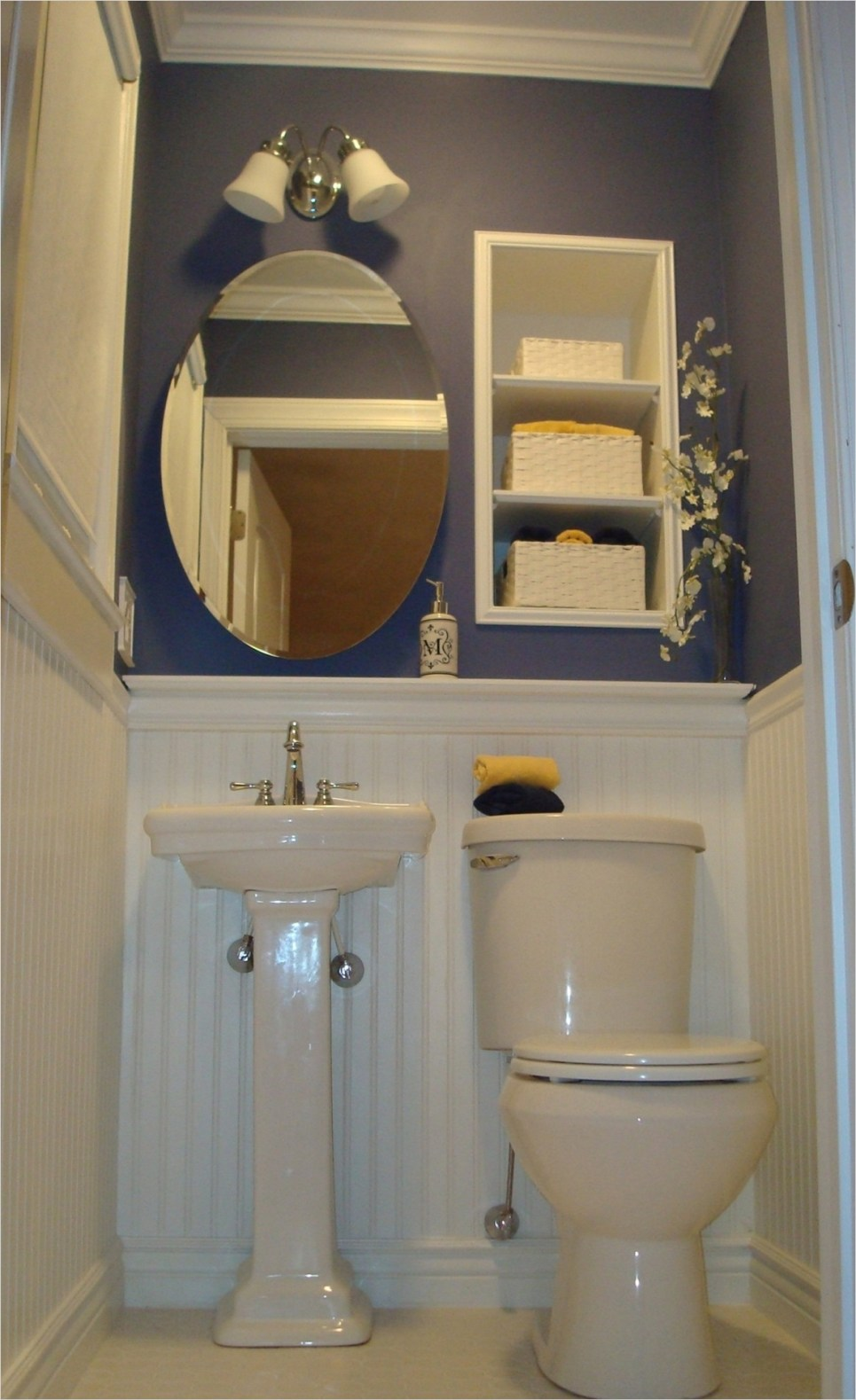Bathroom Shelves Decorating Ideas 93 Bathroom Shelving Ideas for Optimizing Space 2