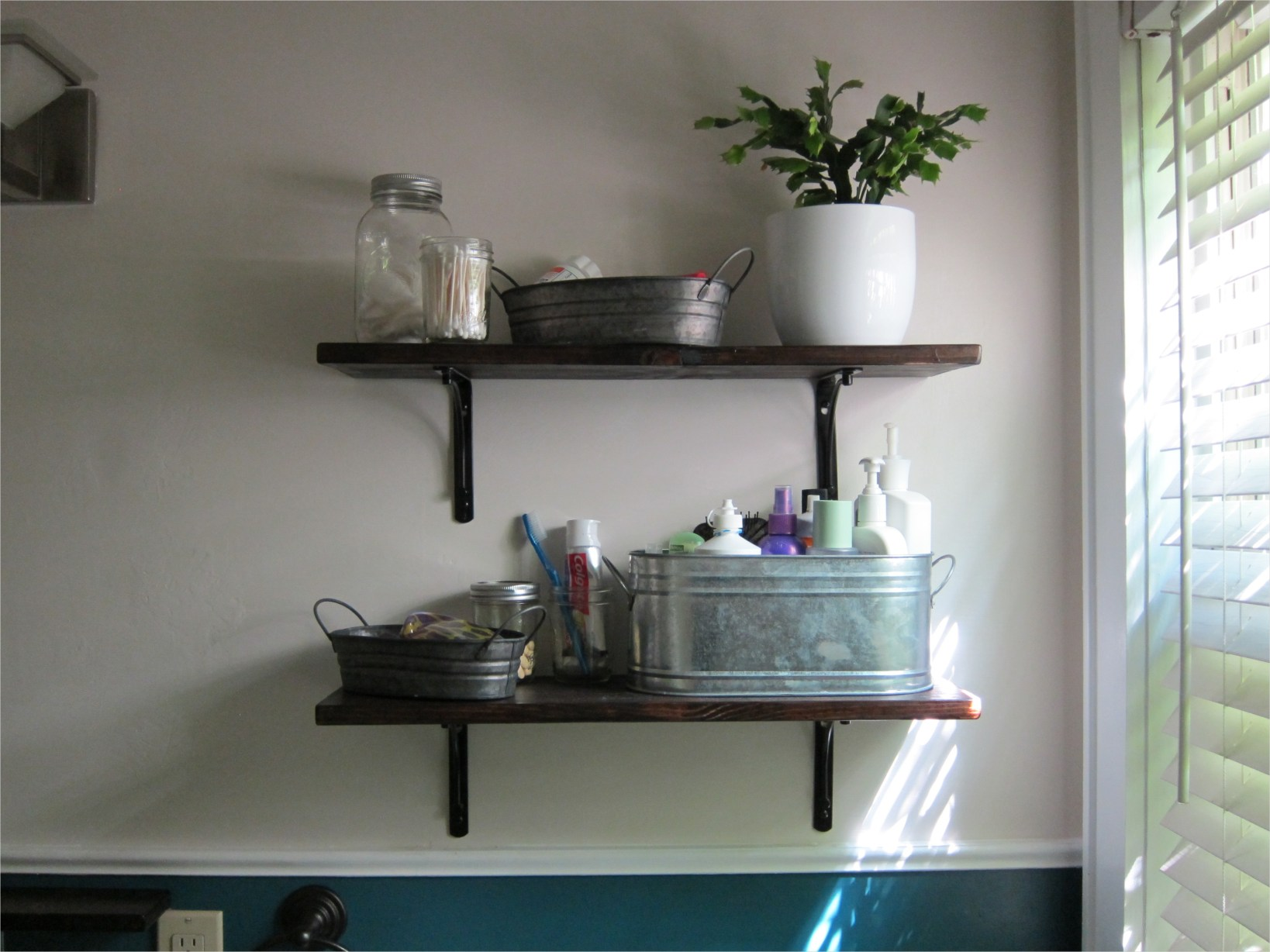 Bathroom Shelves Decorating Ideas 56 Bathroom Shelf Decorating Ideas Bathroom Shelf Ideas Best to Her with Bathroom Shelf 4