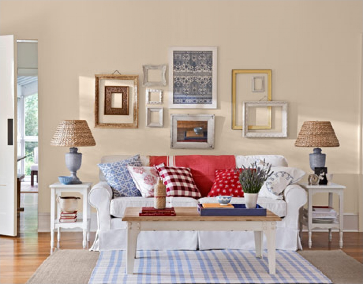 45 Amazing Ideas Country Chic Living Room 59 Vintage 60 S Living Rooms 7