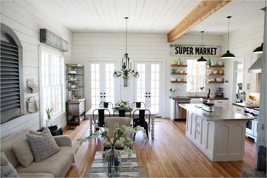 Farmhouse Chic Decorating Ideas 73 10 Best Farmhouse Decorating Ideas for Sweet Home Homestylediary 7