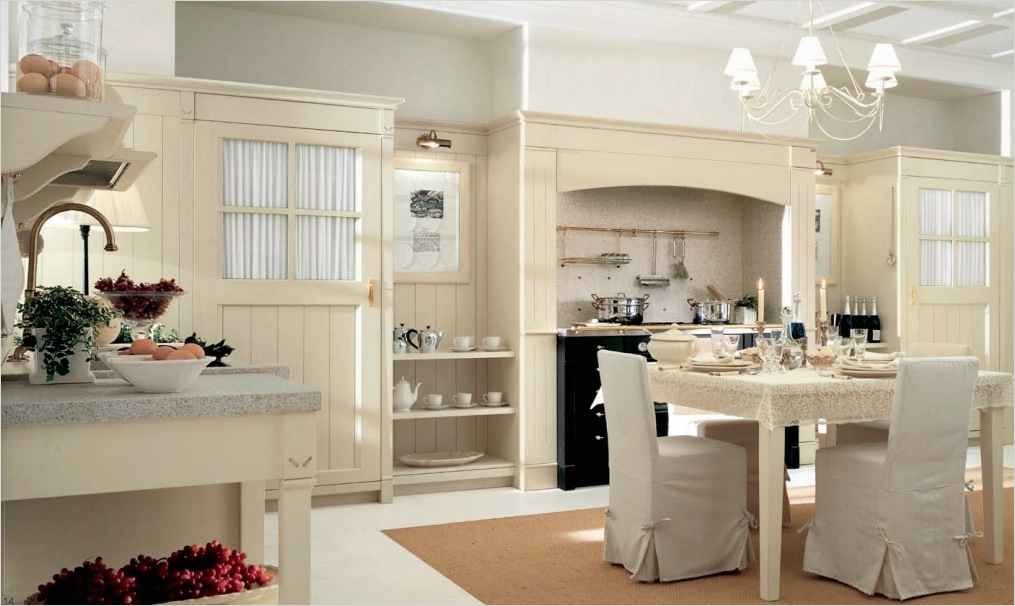 Farmhouse Chic Decorating Ideas 11 Minacciolo Country Kitchens with Italian Style 8