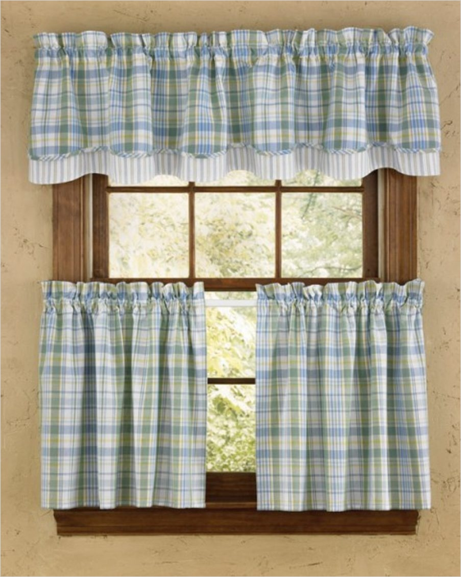 41 Perfect Farmhouse Country Kitchen Curtain Valances 13 Country Curtains for Kitchen 2