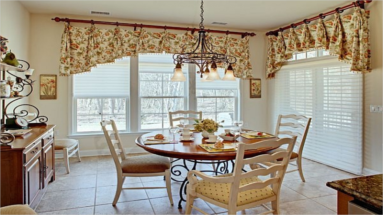 41 Perfect Farmhouse Country Kitchen Curtain Valances 32 southern Living Cottages Farm Country Kitchen Curtain Valances French Country Kitchen Curtain 1