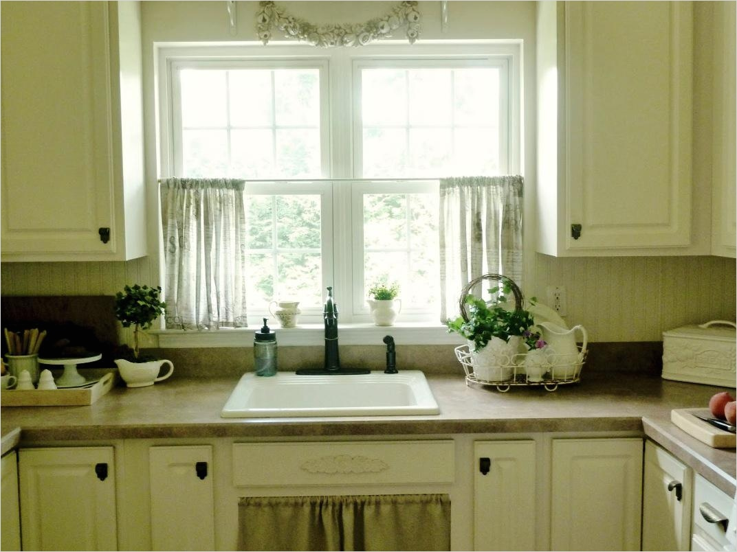 41 Perfect Farmhouse Country Kitchen Curtain Valances 31 Farmhouse Country Kitchen Curtain Valances — Emerson Design Unique Country Kitchen Curtains Ideas 2