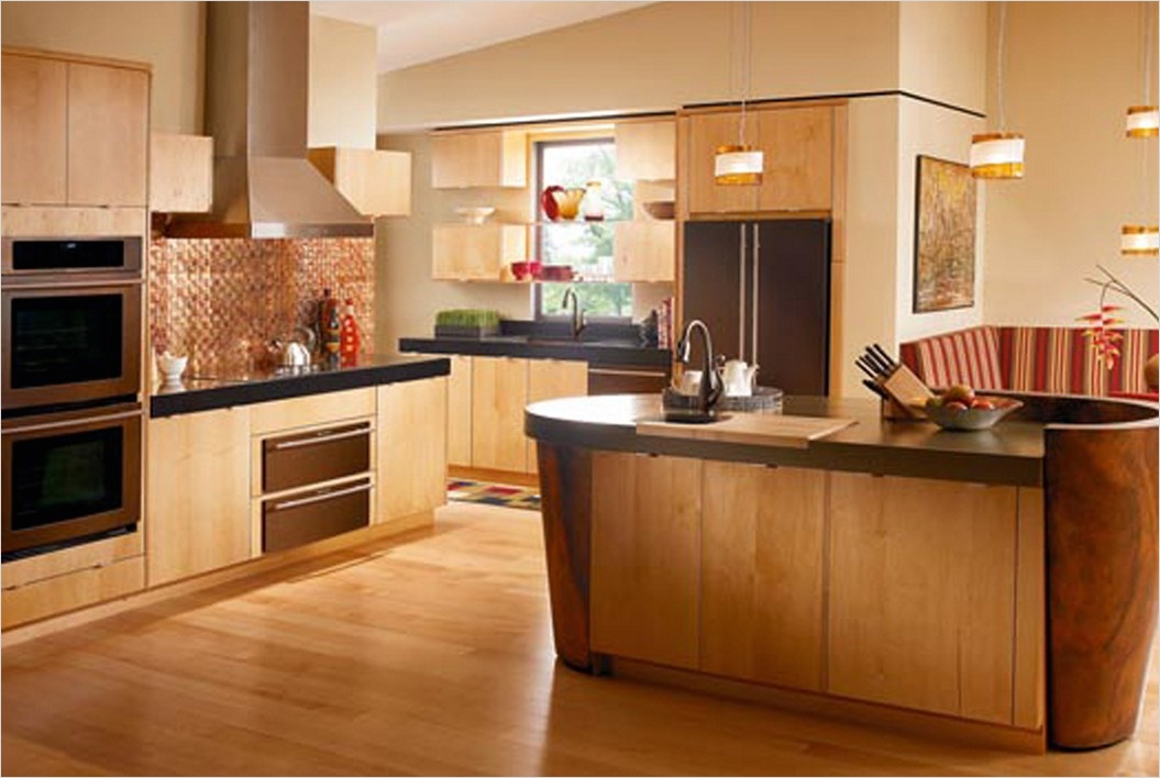 Kitchen with Maple Cabinets Color Ideas 82 Kitchen Paint Colors with Maple Cabinets 9