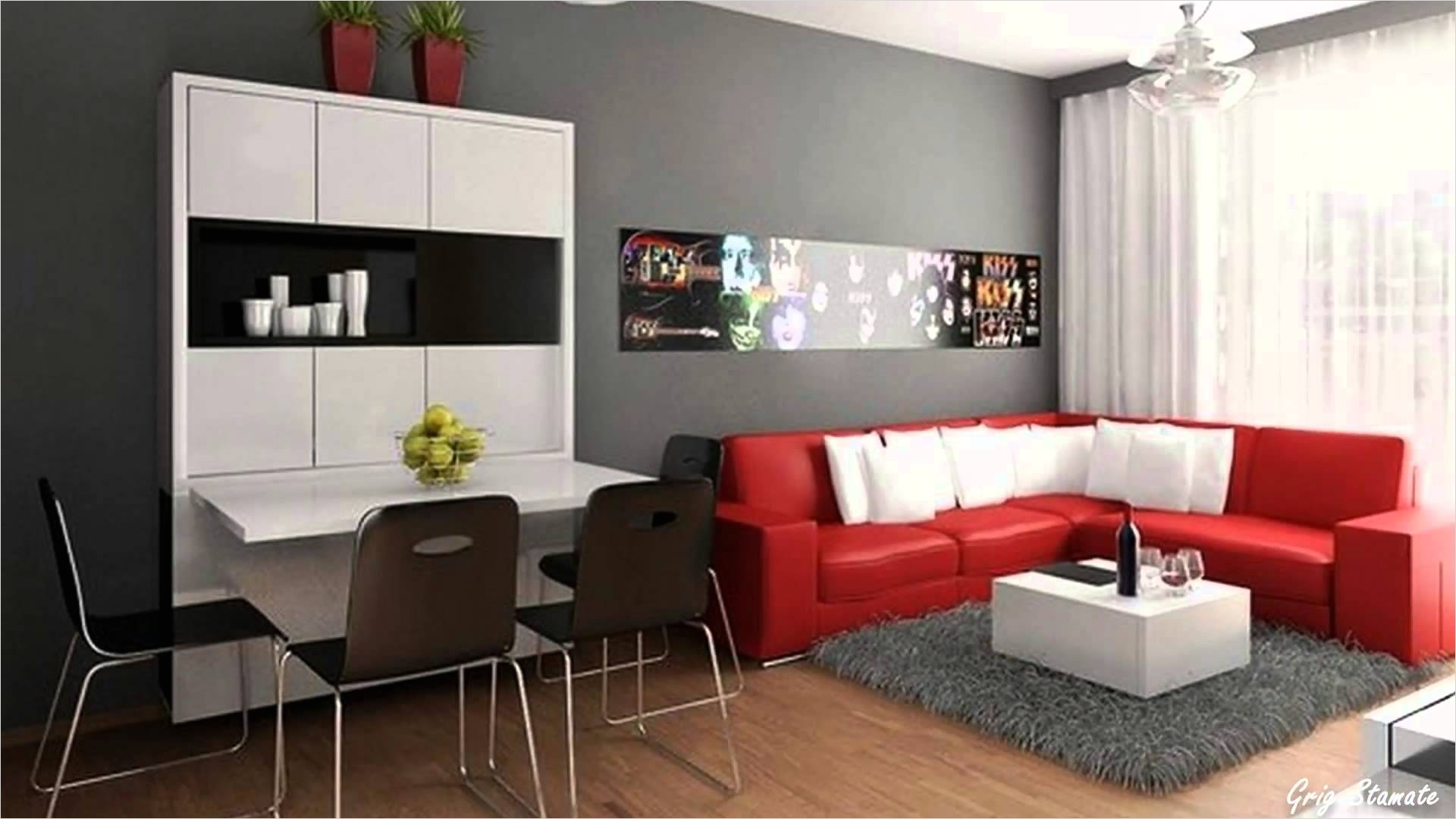 40 Perfect Modern Apartment Decor Ideas 13 Small Modern Apartment Ideas 1