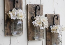 44 Gorgeous Farmhouse Wall Decor 36 New Rustic Farmhouse Wood Wall Decor 3 by Cottagehomedecor 9