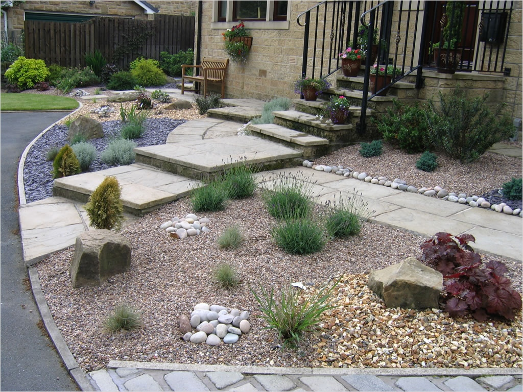 43 Perfect Gravel Landscaping Ideas 67 Low Maintenance Garden Ideas Gravel Gardens Garden Gravel Ideas 5
