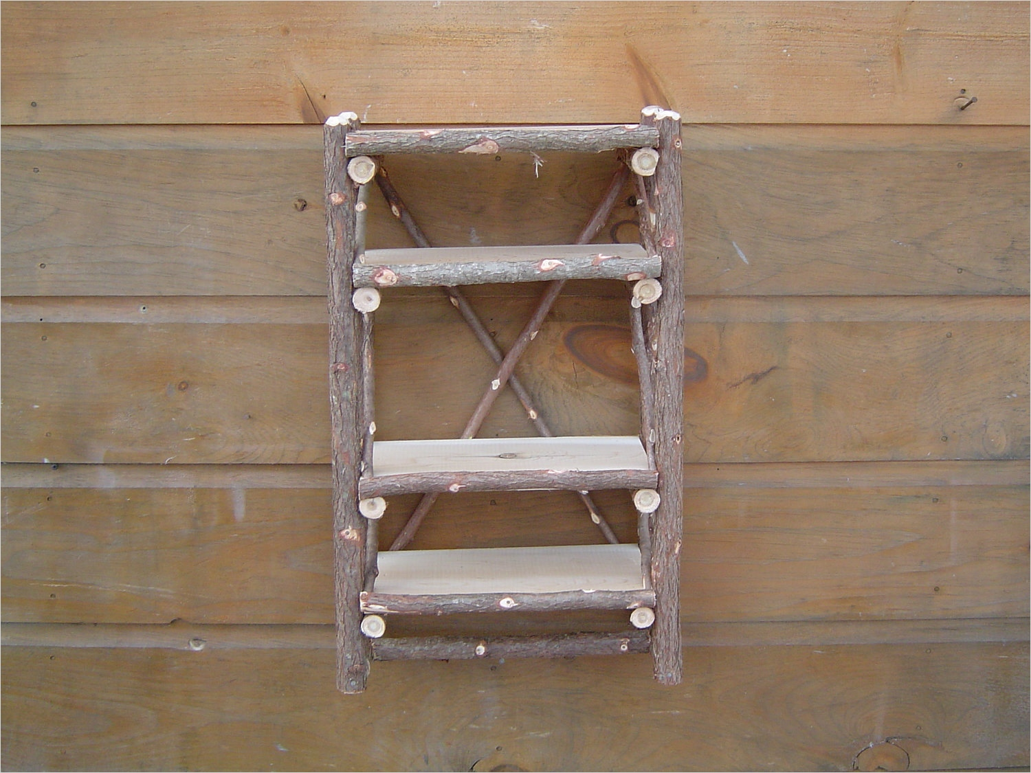 44 Creative Ideas Rustic Bathroom Walls Shelf 66 Maine Rustic Camp Bathroom Wall Shelf organizer by Logcabindecor 8
