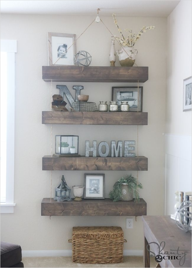 41 Perfect Shelf Decor Ideas Grey Bedrooms 22 Shelf Decorating Ideas Living Room Meliving 5520b5cd30d3 9