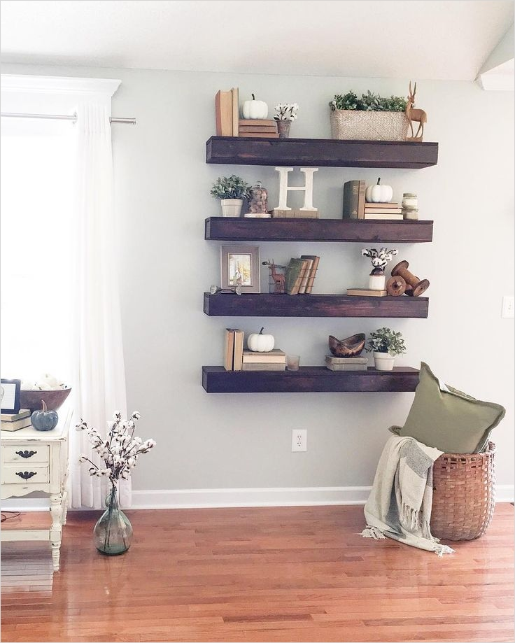 41 Perfect Shelf Decor Ideas Grey Bedrooms 47 25 Best Ideas About Floating Shelves On Pinterest 4