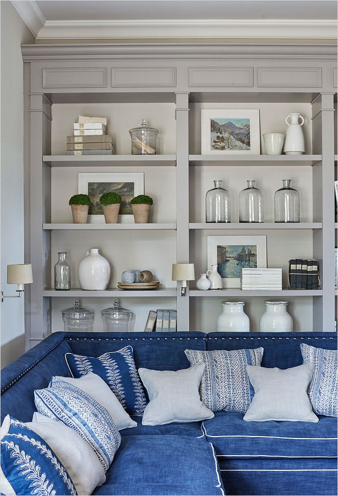 41 Perfect Shelf Decor Ideas Grey Bedrooms 13 Creative Bookshelf Styling and Layering Tricks 7