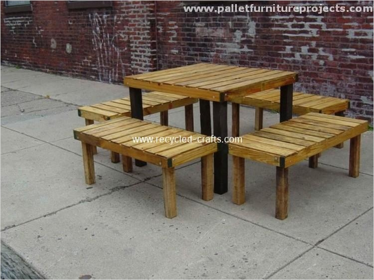 40 Diy Ideas Outdoor Furniture Made From Pallets 22 Lounge Furniture Made From Pallets 5